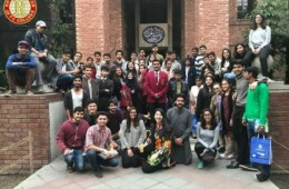 RC attends Career Day at LUMS