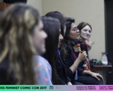 WES organizes Feminist Comic Con