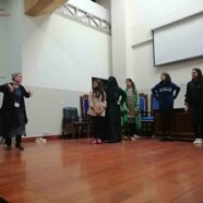 FDC Organizes Drama Workshop by Marianne Murphy
