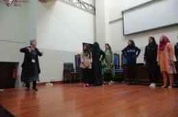 FDC Organizes Drama Workshop by Marianne Murphy