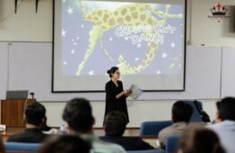 LF organizes Story Telling Session with Ms Madeeha Noor
