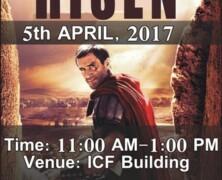 CLP to screen 'Risen'