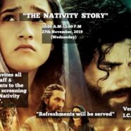 CLT to Screen 'The Nativity Story'