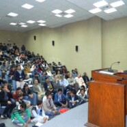 Lecture on 'Pakistan as a Nuclear State' by GHS