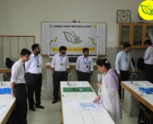 JBS holds Poster Competition on Conservation of the Environment