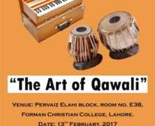 EES to organize The Art of Qawali