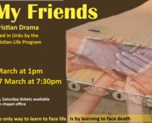 CLP to present 'All My Friends'