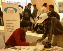 Volunteer Fair by Rotaract