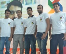Rotaract Club attends Innovation Punjab Conference by Google