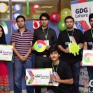 FCS participates in GDG DevFest Lahore