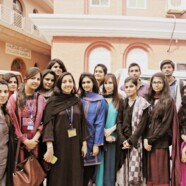 APS organizes trip to Fountain House for Abnormal Psychology students