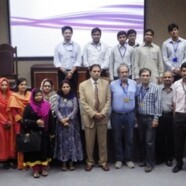 BPS holds lecture by Dr Shahid Rafique