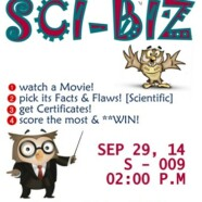 Get tickets for SBS's Sci-Biz