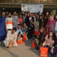 LES takes trip to FPCCI, Lahore