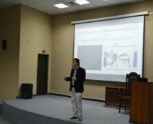 BPS holds a talk on From mysteries of Quantum to Quantum dot synthesized solar cells