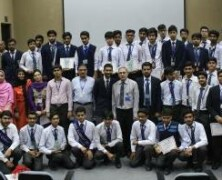 ICC holds Prize Distribution '16