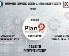 SBS and FCS organizes Plan 9 Introductory Session
