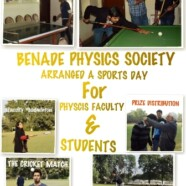 BPS holds Sports Day for Physics Department