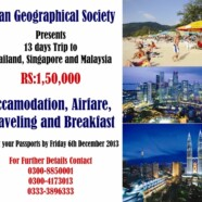 Dean Geography Society to take trip to Thailand, Singapore and Malaysia