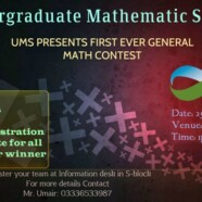 Register for UMS' General Math Contest