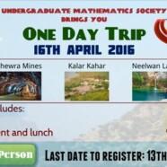 UMS to take a One Day Trip