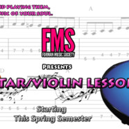 FMS extends deadline for registration for music classes