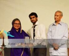FCC debater stands 1st at Lahore Debating Gala'13