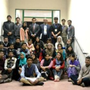 SBS holds workshop on possibilities in Bioinformatics