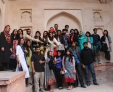 EWC organizes trip to the Walled City