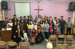 CLP Arranges Welcome Parties for Christian Freshmen 2019