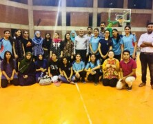 FCCU Sports Society Participates in LUMS Women's League