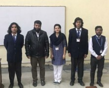 ISSC Organizes Annual Quiz Competition 2020