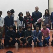 YEP organizes Interactive Session with Mr Omar Mansoor