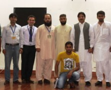 FPSS arranges talk on the effects of war in Swat