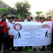 Clean Up Pakistan by FCC Rotaract Club