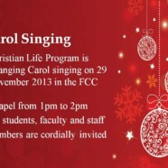 CLP to hold carol singing