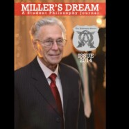 Philosophy Society publishes new edition of 'Miller's Dream'