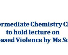ICC to hold lecture on Gender-based Violence