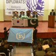 Meet the Diplomats! An Exclusive FORMUN'14 event