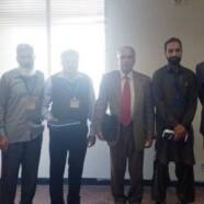 LES hosts Dr Muhammad Ahsan