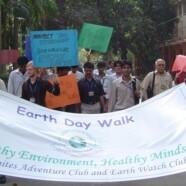 Invitation to Earth Day walk