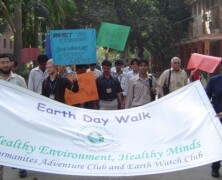 Invitation to Earth Day walk