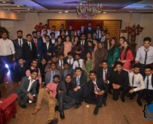 FCS holds Farewell for Computing Graduates