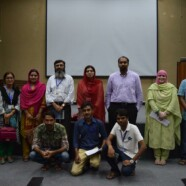 FSS holds a lecture on Scope and Importance of Statistics in different fields of Education