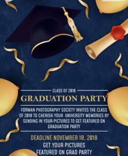 FPS invites Entries for Graduation Party 2018