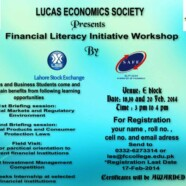 Register for LES'  Financial Literacy
