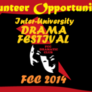 Register as volunteer for FDC play
