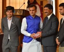 FCC's Rotaract Club wins Best Club in Cultural Services Award