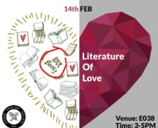 EES to present Literature of Love