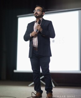 FPS arranges Photography Lecture by Fahad Raza